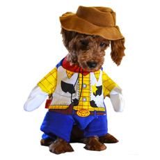 Sherriff costume for dog