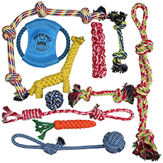 dog ropes in bulk