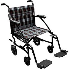 drive medical fly Ultra lightweight transport wheelchair