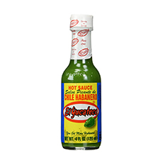 el yucateco habanero green hot sauce