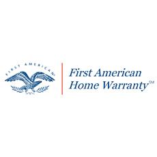 first american home warranty logo
