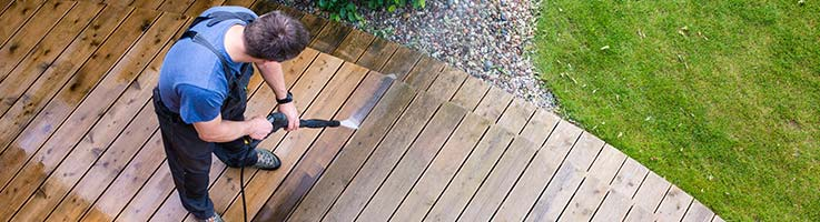 How To Clean A Deck With Pressure Washer Consumeraffairs