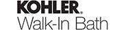 kohler walk-in bath logo