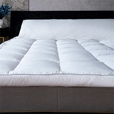 marine moon plush pillow-top mattress topper