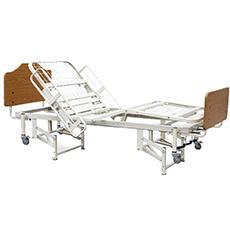 medline alterra 100 manual bed