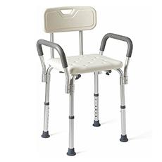 medline shower chair