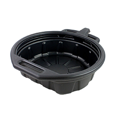 oil and fluid drain pan
