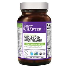 new chapter perfect prental vitamins