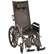 nova 6200s reclining wheelchair