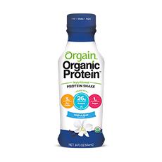 orgain organic protein shake