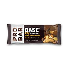 probar base protein bars