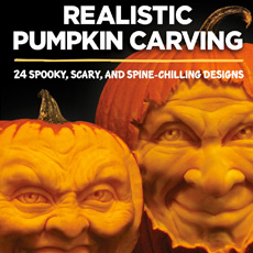 Pumpkin carving book