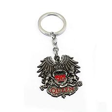 queen keychain pendant