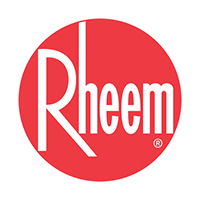 rheem water heater logo