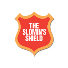 slomins alarm systems decals and yard sign