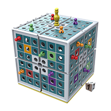 squashed: 3d strategy game