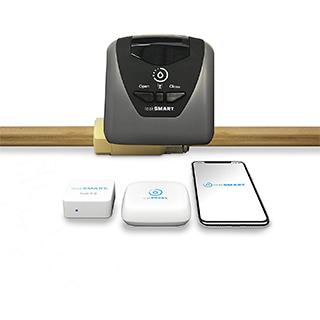 water leak detector starter kit leaksmart