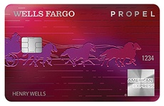 wells fargo propel american express credit card