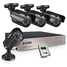 zosi security camera system