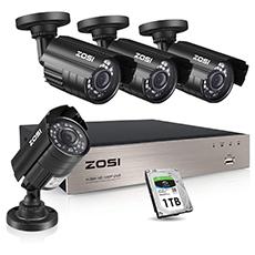 zosi security camera system