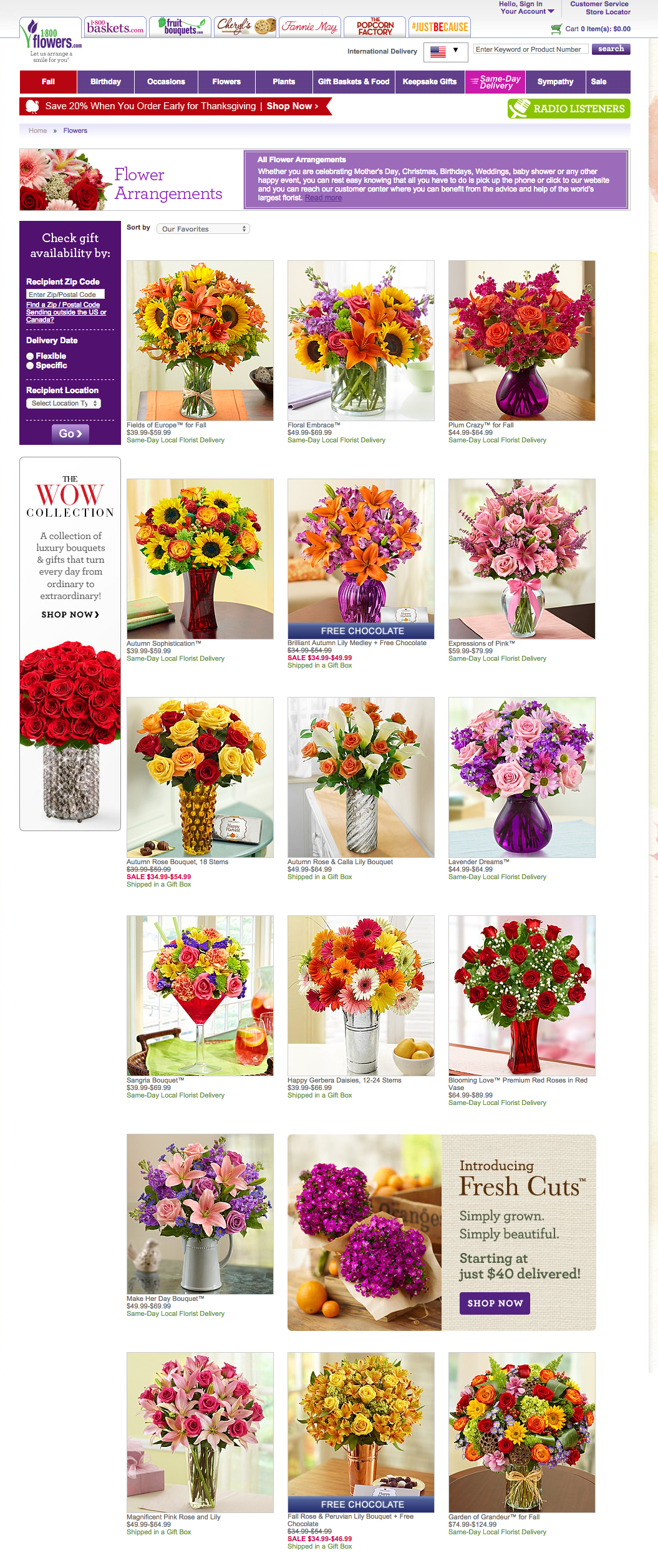 Top 1 743 plaints and Reviews about 1 800 Flowers