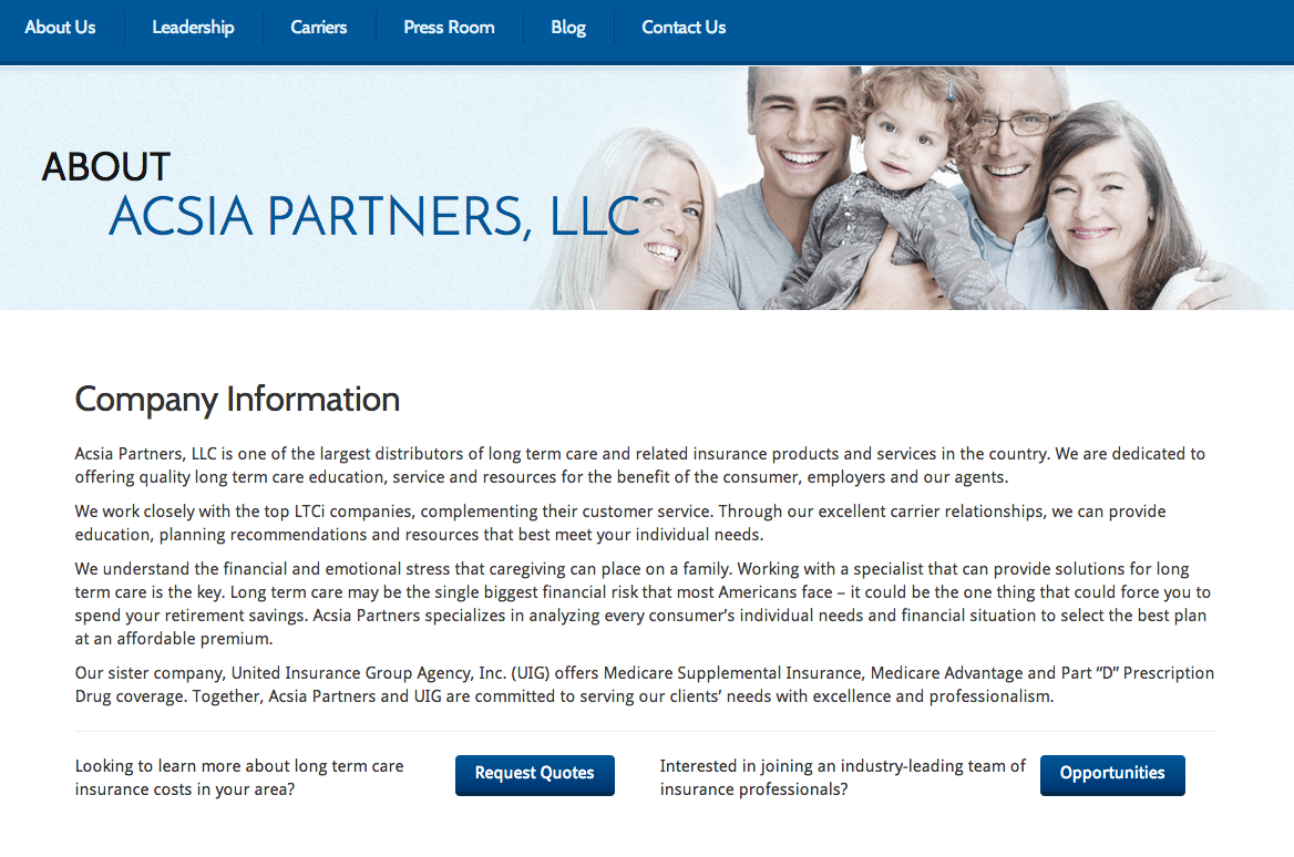 Transamerica Life Insurance Reviews >> Top 5 Reviews and Complaints about ACSIA Partners