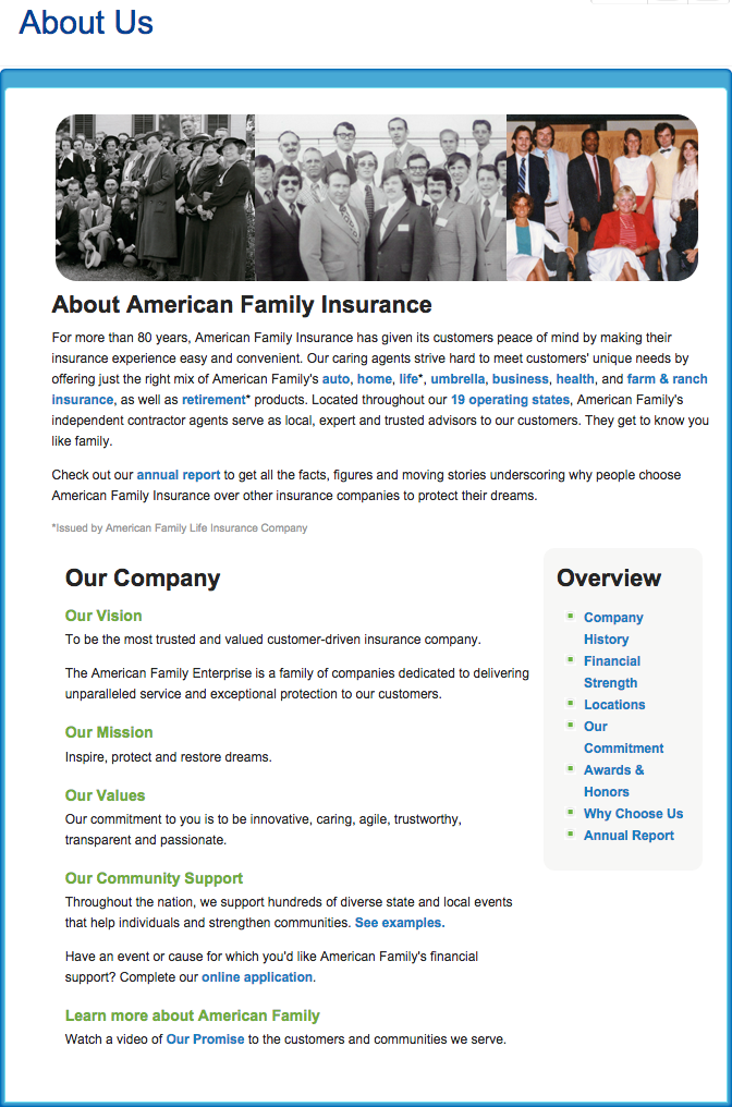 Top 15 Reviews and Complaints about American Family Life ...