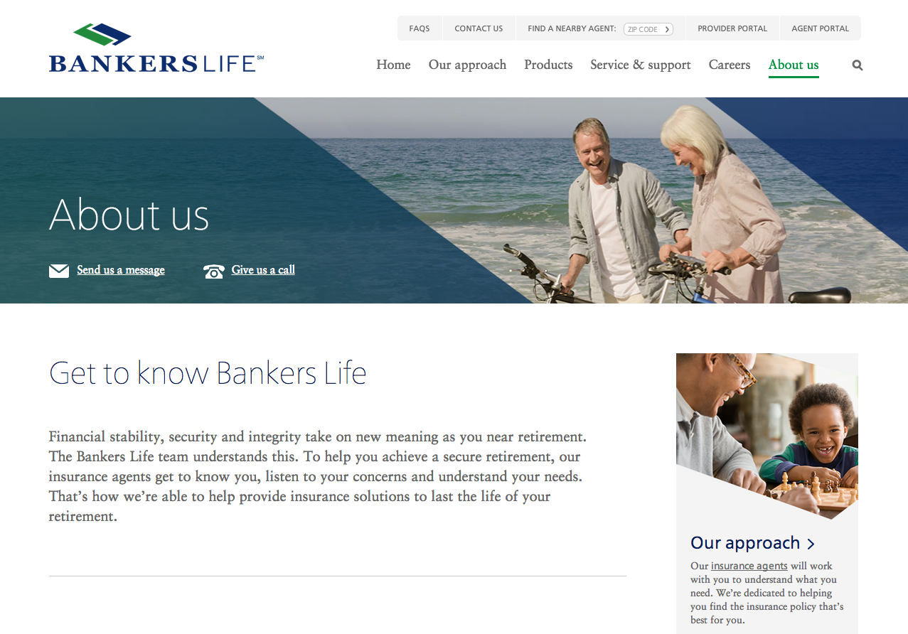 Top 56 Complaints and Reviews about Bankers Life & Casualty Life ...