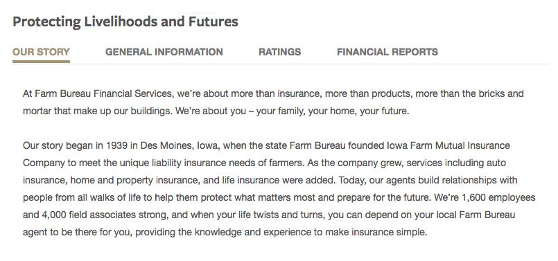 farm bureau auto insurance images