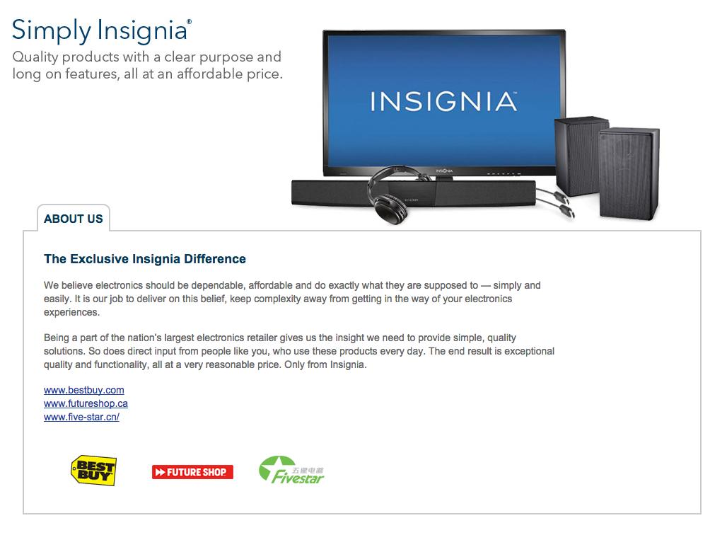 Insignia 24 inch tv Manual