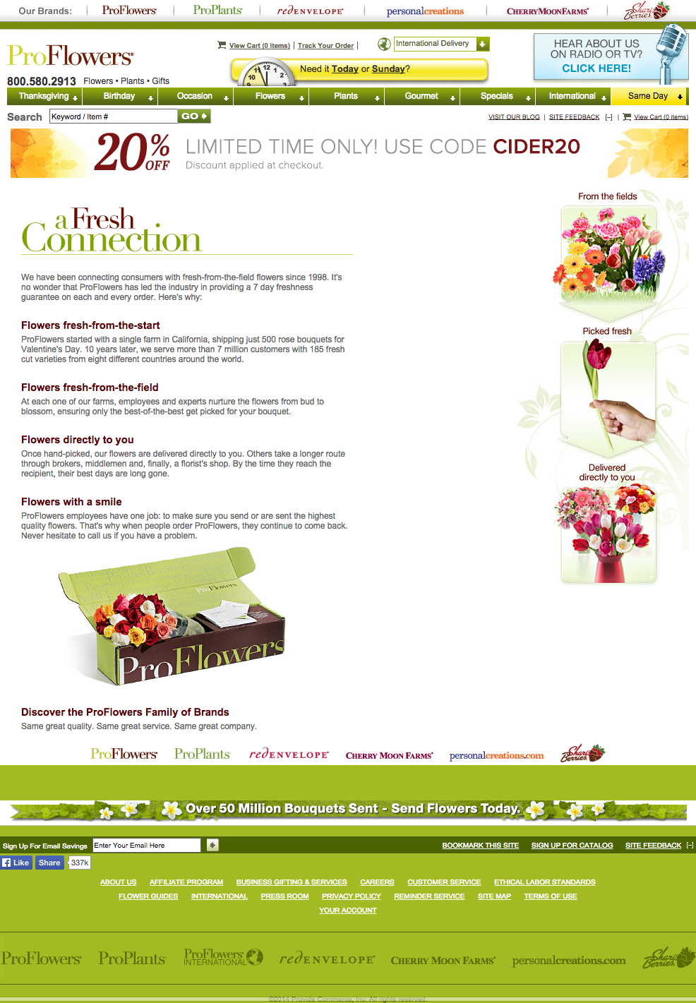 Proflowers Online Coupon Code Free Delivery
