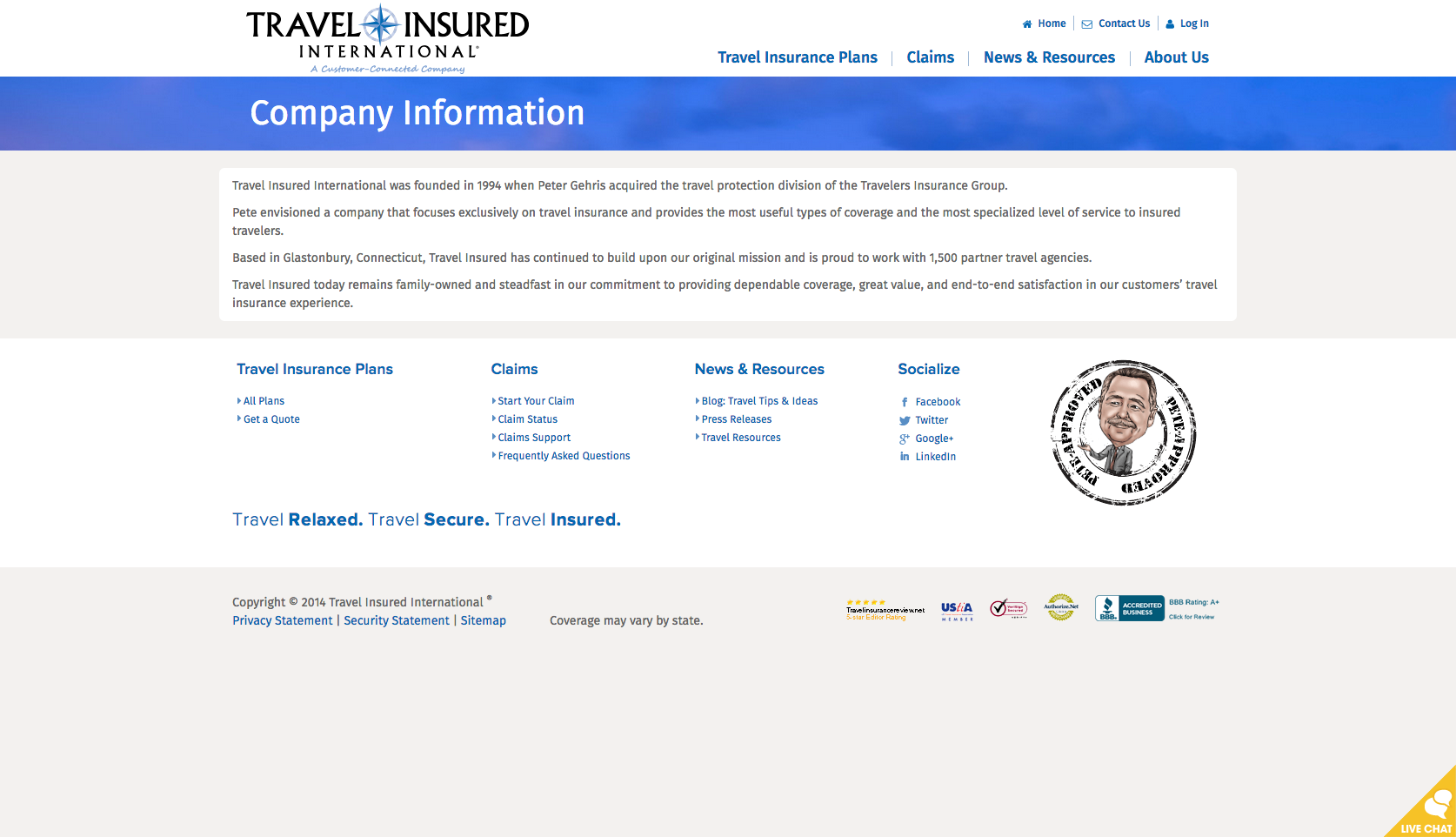 Top 6 Reviews And Complaints About Travel Insured