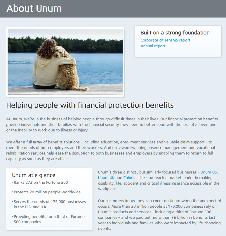 Top 271 Complaints and Reviews about Unum Insurance Company