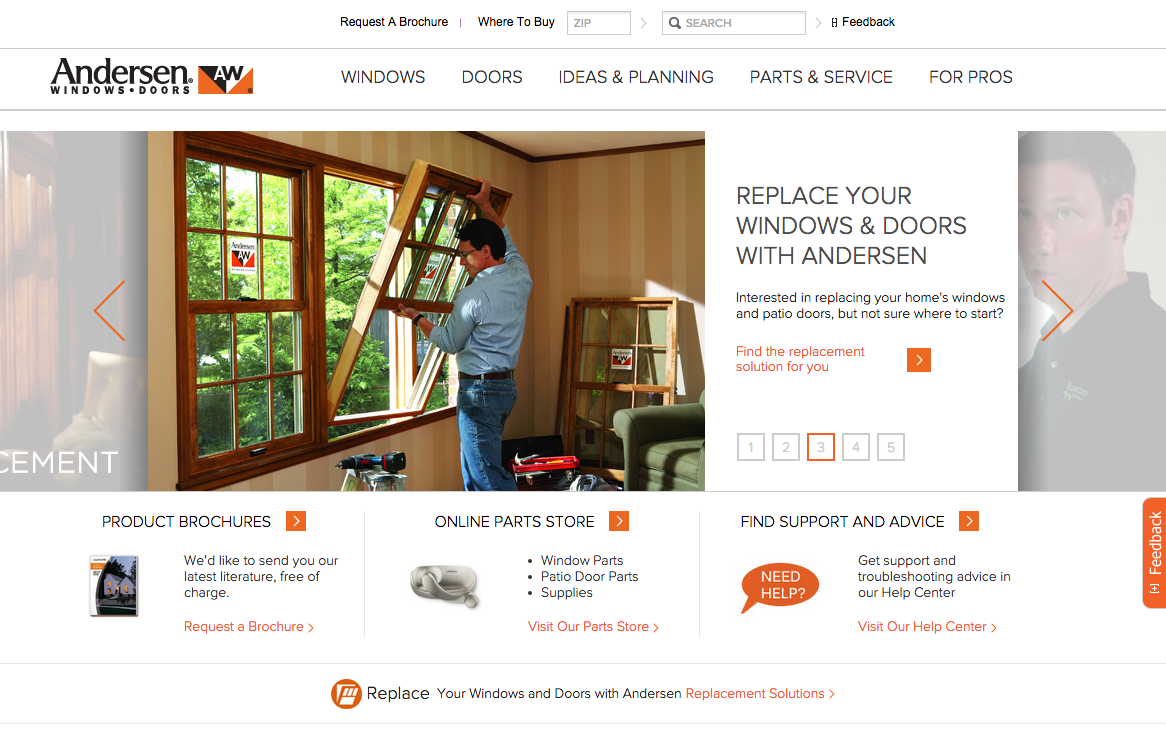 Andersen Windows Images