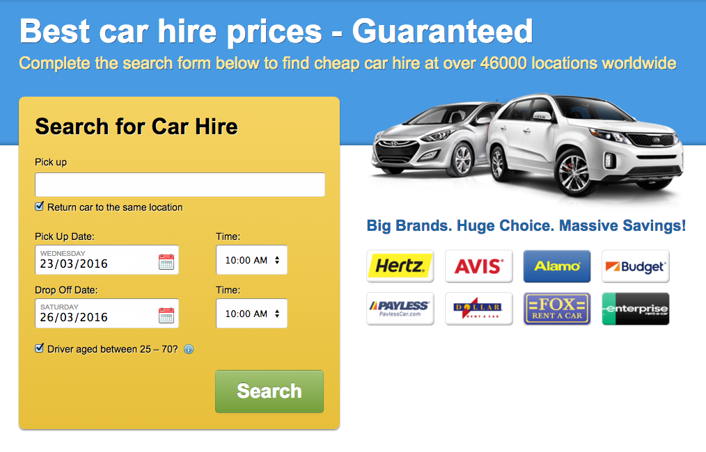 Cheapest Car Rental Company In New York