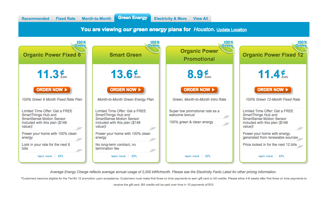 Top 10 complaints and reviews about bounce energy for Best energy plans