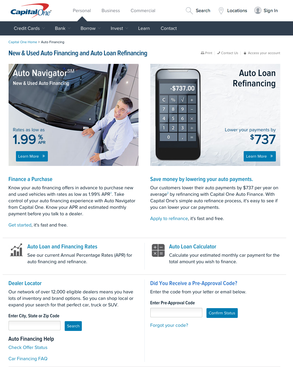 Capital One Auto Loan Payment >> Top 140 Complaints and Reviews about Capital One Auto Financing