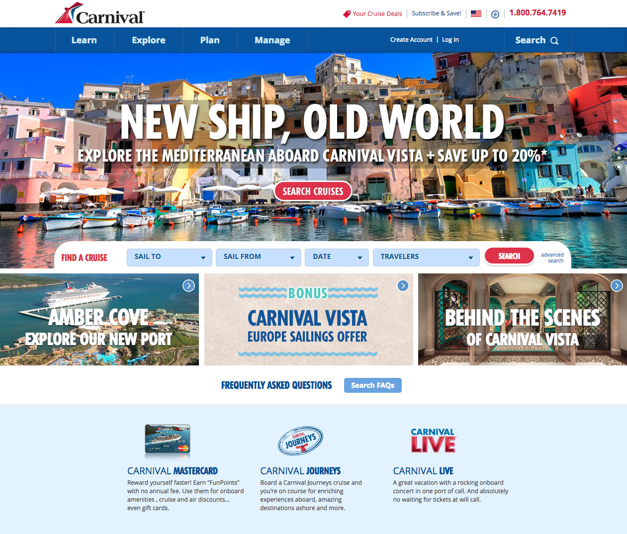 Top 1,096 Complaints and Reviews about Carnival Cruise Lines