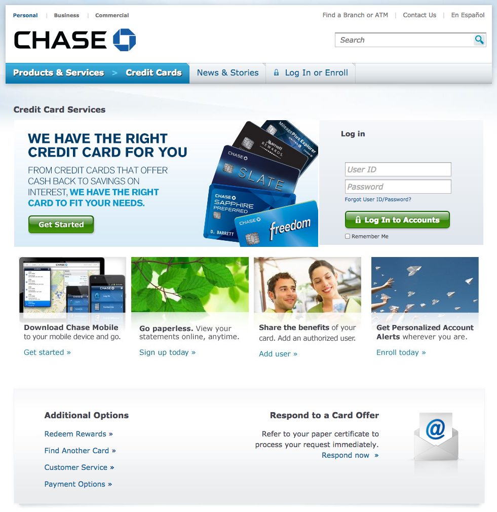 Chase line Banking Account Sign In