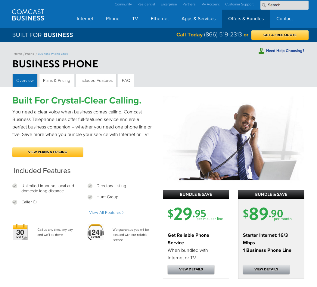 Business Pricing: Top 14 Complaints And Reviews About Comcast VoIP