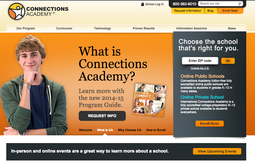 Connections Academy Review 2015 - ConsumerAffairs