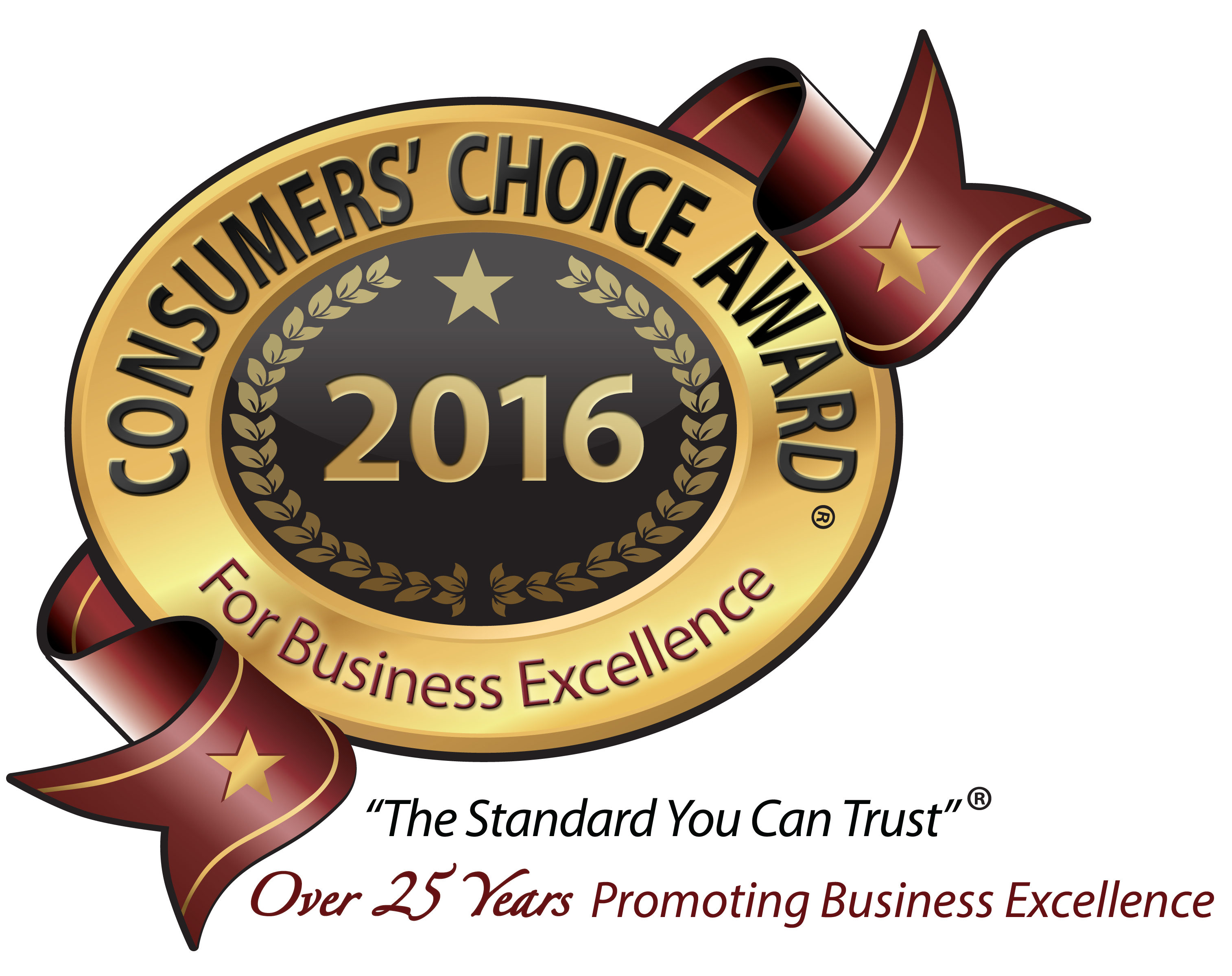 Consumers Choice Award Winner