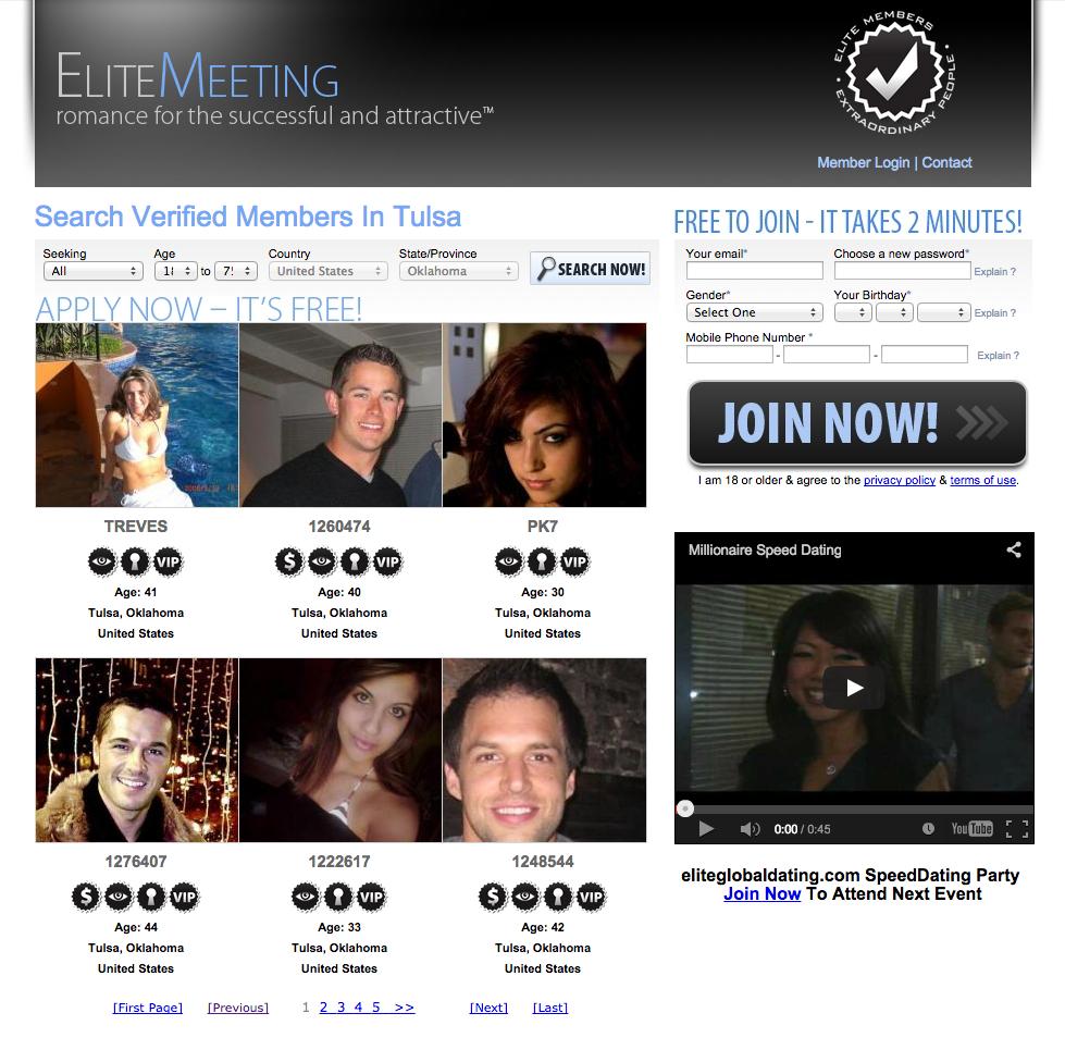 Elite global dating llc owner