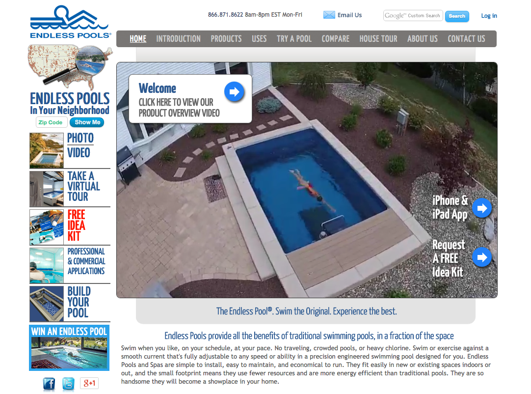 Top 17 Reviews and Complaints about Endless Pools