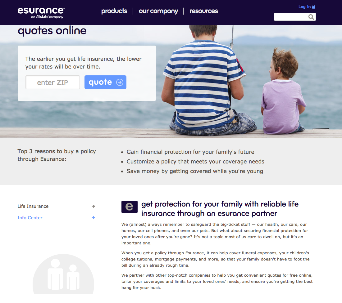 Top 8 Reviews and Complaints about Esurance Life Insurance