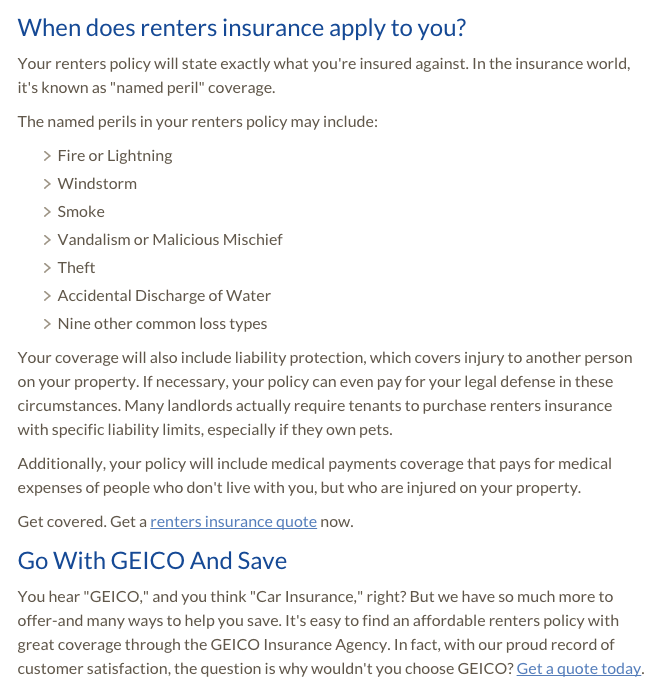 Geico car insurance quote fl