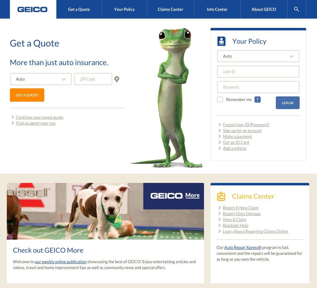 the history of geico insurance Get information, facts, and pictures about geico corp at encyclopediacom make research projects and school reports about geico corp easy with credible articles from our free, online.