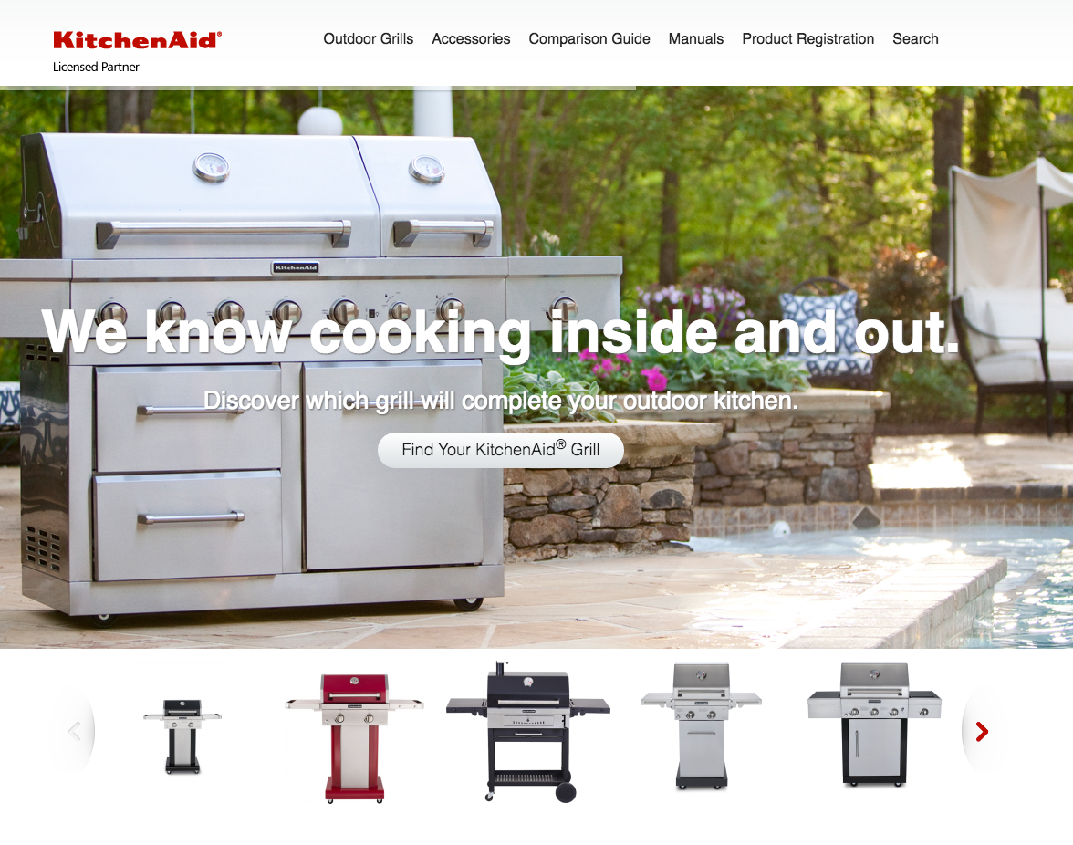 kitchen aid grill kitchenaid photo firemagic bbqpict grills