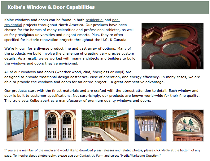 Top 34 Complaints And Reviews About Kolbe Windows And Doors