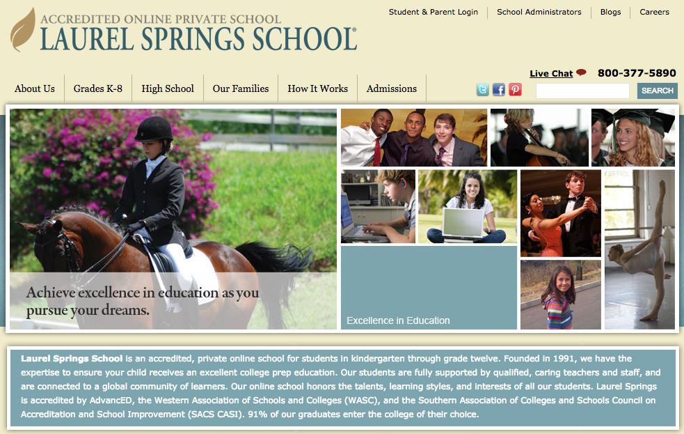 laurel springs school reviews - slubne